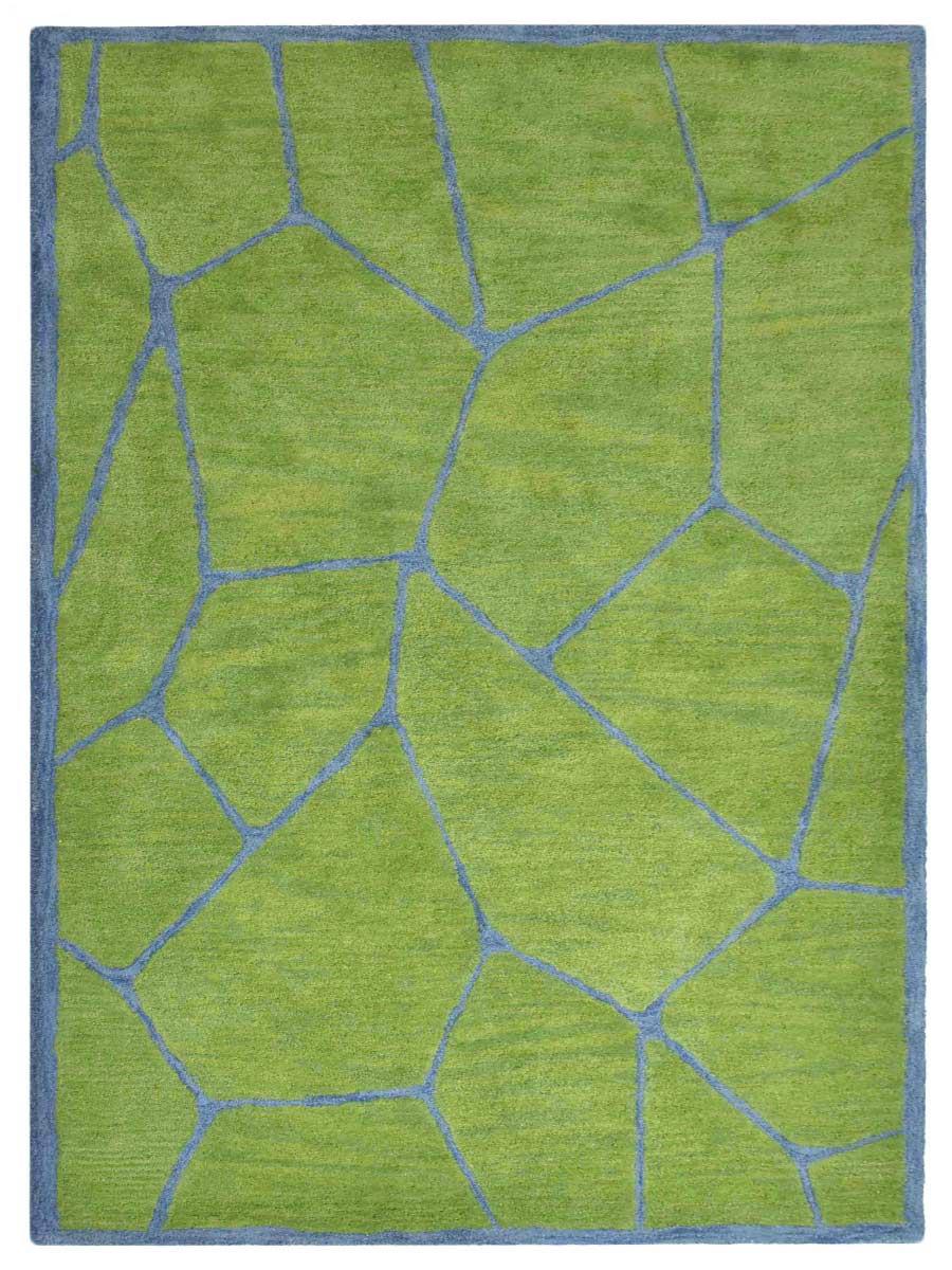 Hand Tufted Woollen Area Rug