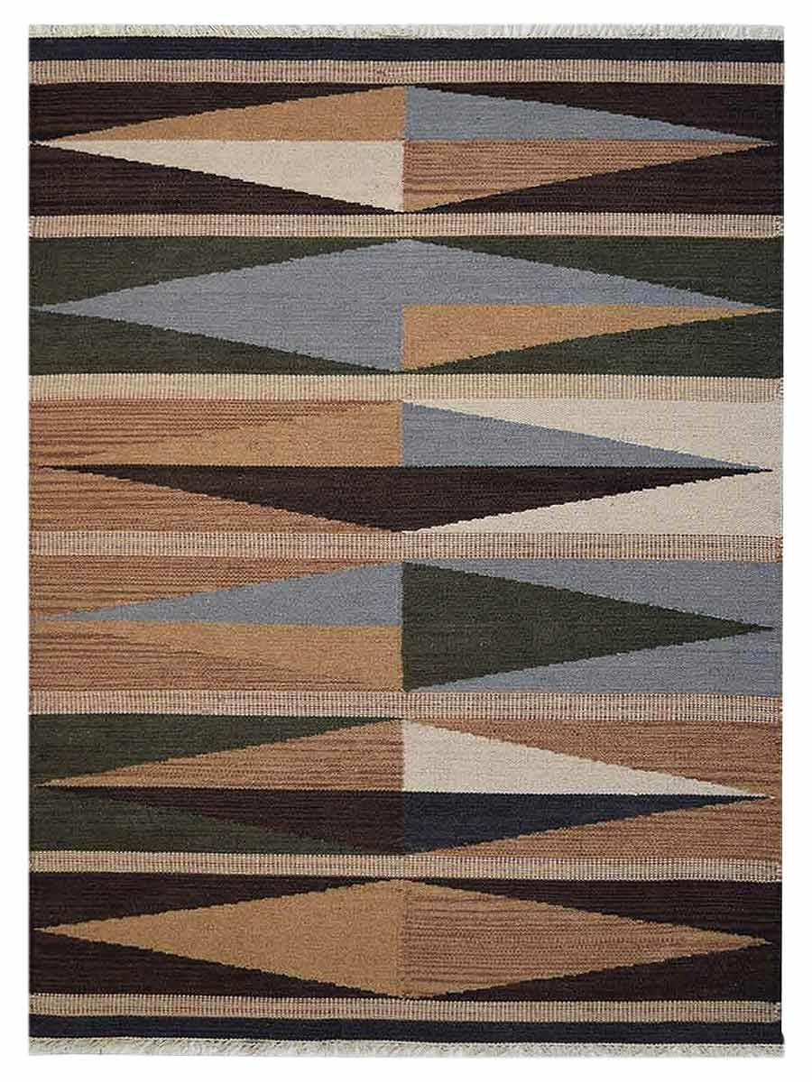 Flat Weave Kelim Area Rug