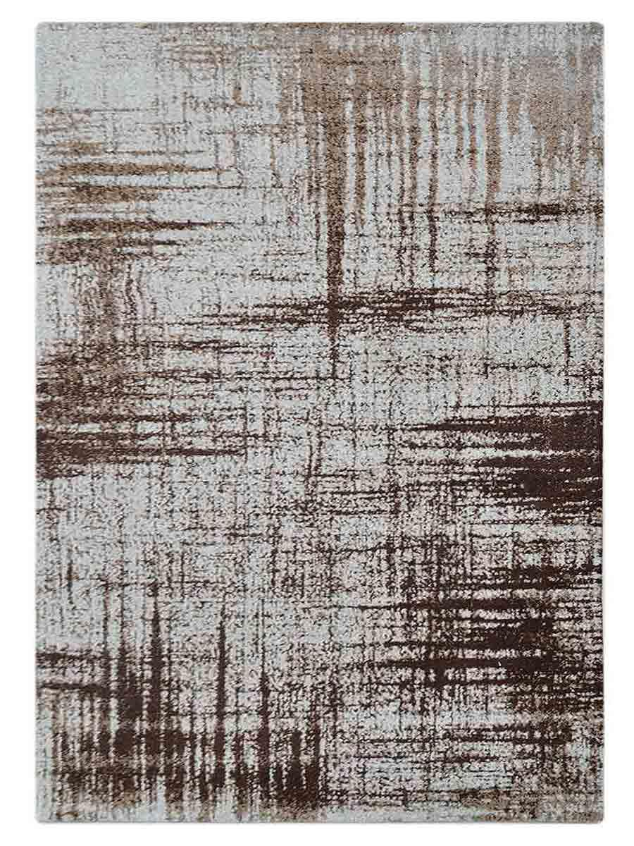Machine Woven Polypropylene Contemporary Area Rug