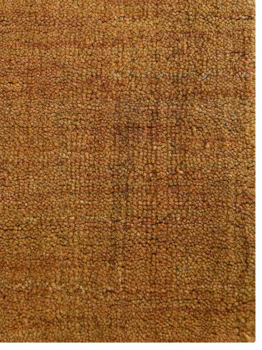 Buy Hand Knotted Gabbeh Wool 8x8 Square Area Rug Solid